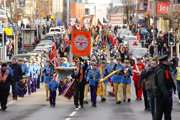 Parades 2015